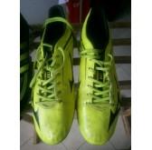 รองเท้าสตั๊ด Mizuno bazara site 260 เบอร8 us สีเหลือง ราคา990 ราคาต่อรองได้ครับ